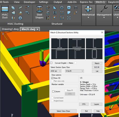 AviCAD complete 2D/3D  Dwg CAD