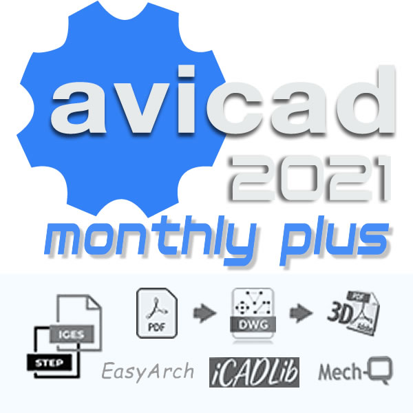 AviCAD Subscription Monthly