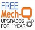 Mech-Q Free Upgrades for 12 months