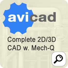 Avicad Complete 2D/3D