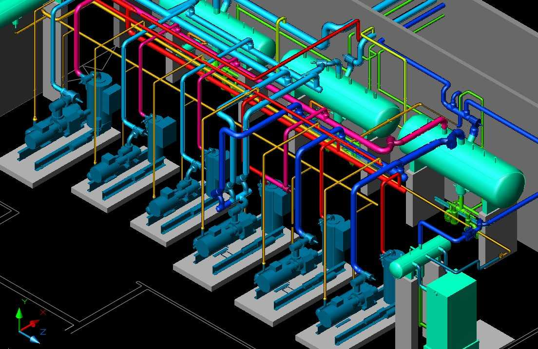 Mech Q Piping Cad Software