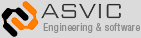 ASVIC Engineering Logo